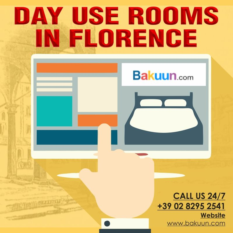 Want The Best Day Use Rooms In Florence Browse Bakuun For Top
