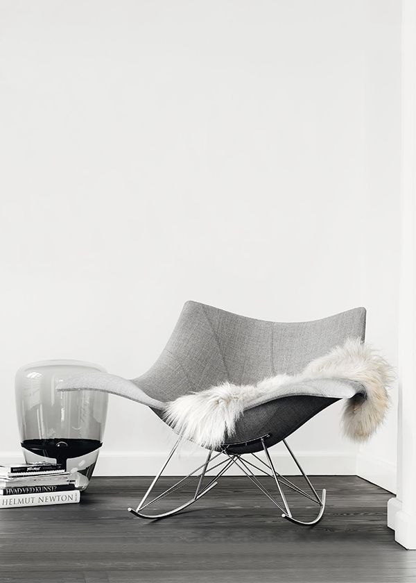 Fredericia Sting Ray Chair | Huset-Shop | Designers We Love ...