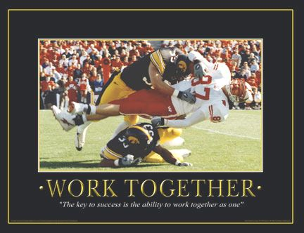 football motivational quotes iowa hawkeyes football