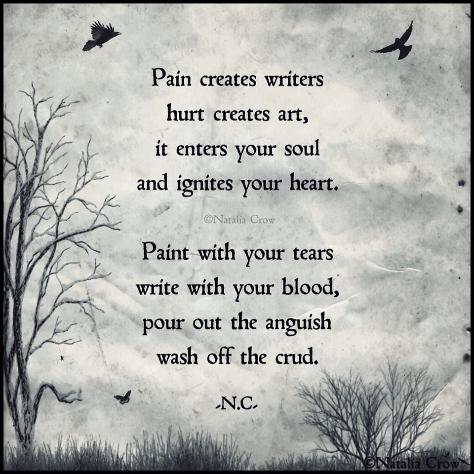 Image result for write from your heart write from your soul