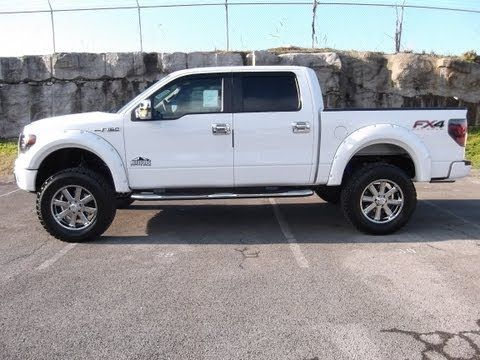 Image Result For Ford Fx4 4 Inch Lift White Chrome Door Handles Ford F150 F150