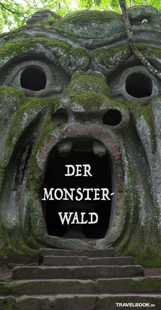 Der Monster-Wald, der Experten vor unlösbare Rätsel stellt