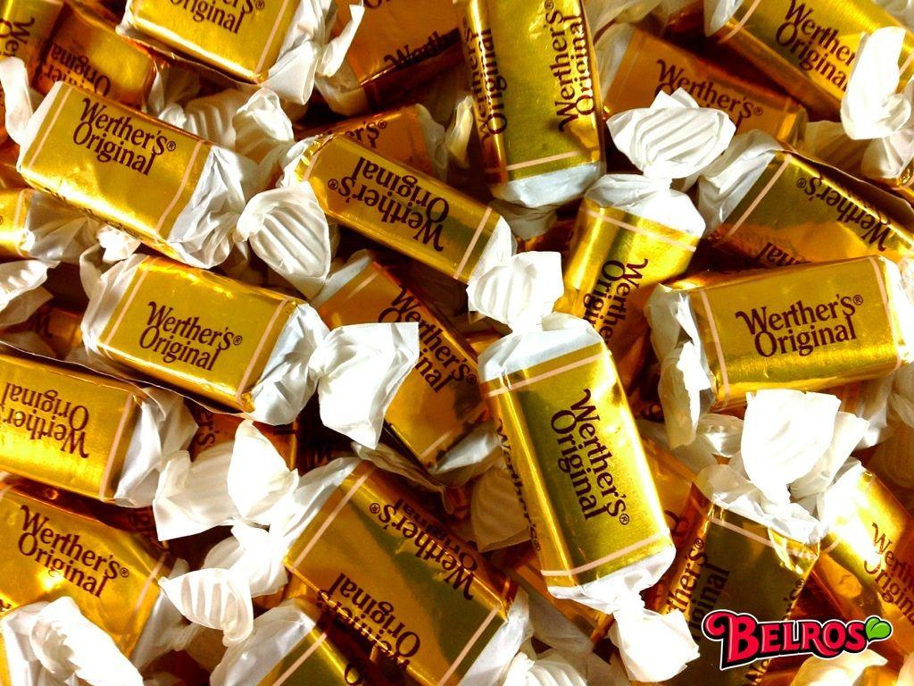 Werther S Original Blando El Caramelo Toffee Por Excelencia