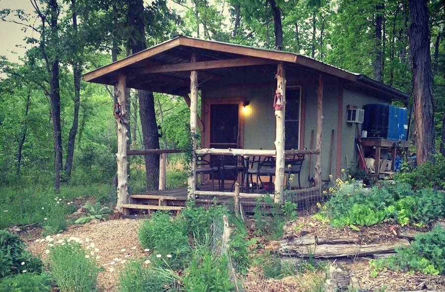Diy build a small house