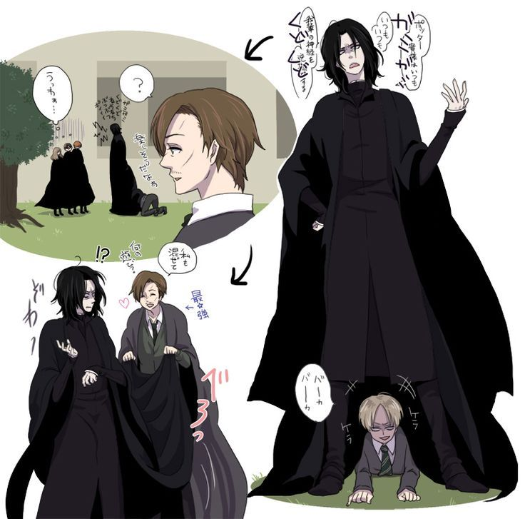 Sirius Black And Remus Lupin Sexual Fanart Weasley Severus Snape Remus Lupin Slytherin