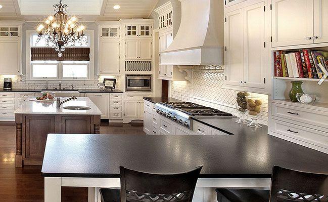 Black Countertop Backsplash Ideas  Backsplash  Kitchen Endearing Kitchen Backsplash Designs Pictures Design Decoration