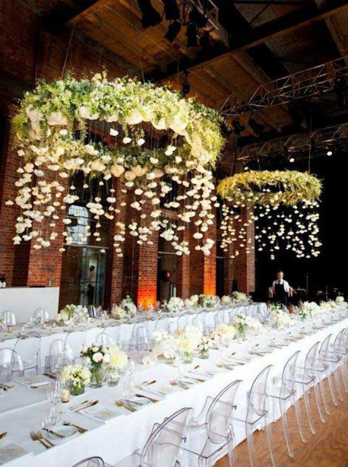 La décoration salle de mariage, comment économiser de l\'argent ...