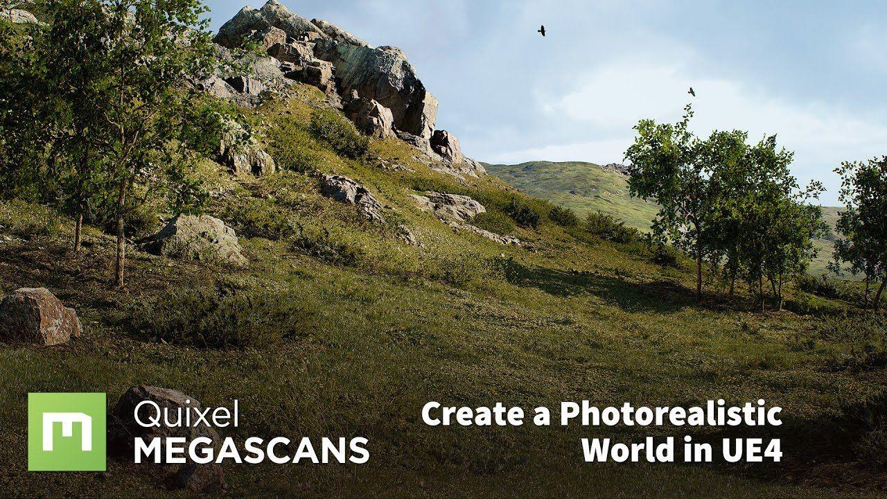 Create a Photorealistic World in UE4 | Tutorials / Unreal