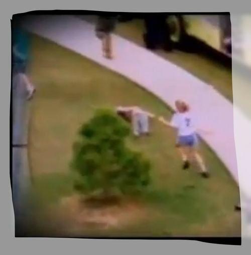 Revisiting The Columbine High School Massacre: Rachel Scott Body Outside Columbine