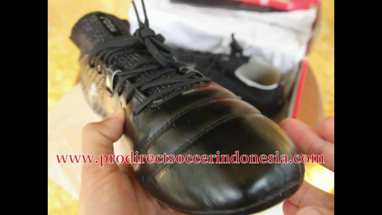 Sepatu Bola Puma One 17 1 Fg Black 104062 05 Original Sepatu