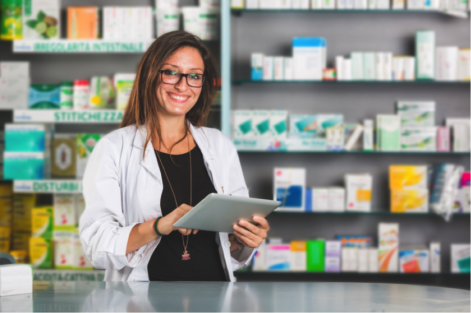 Advances in technology are moving your local pharmacy into
