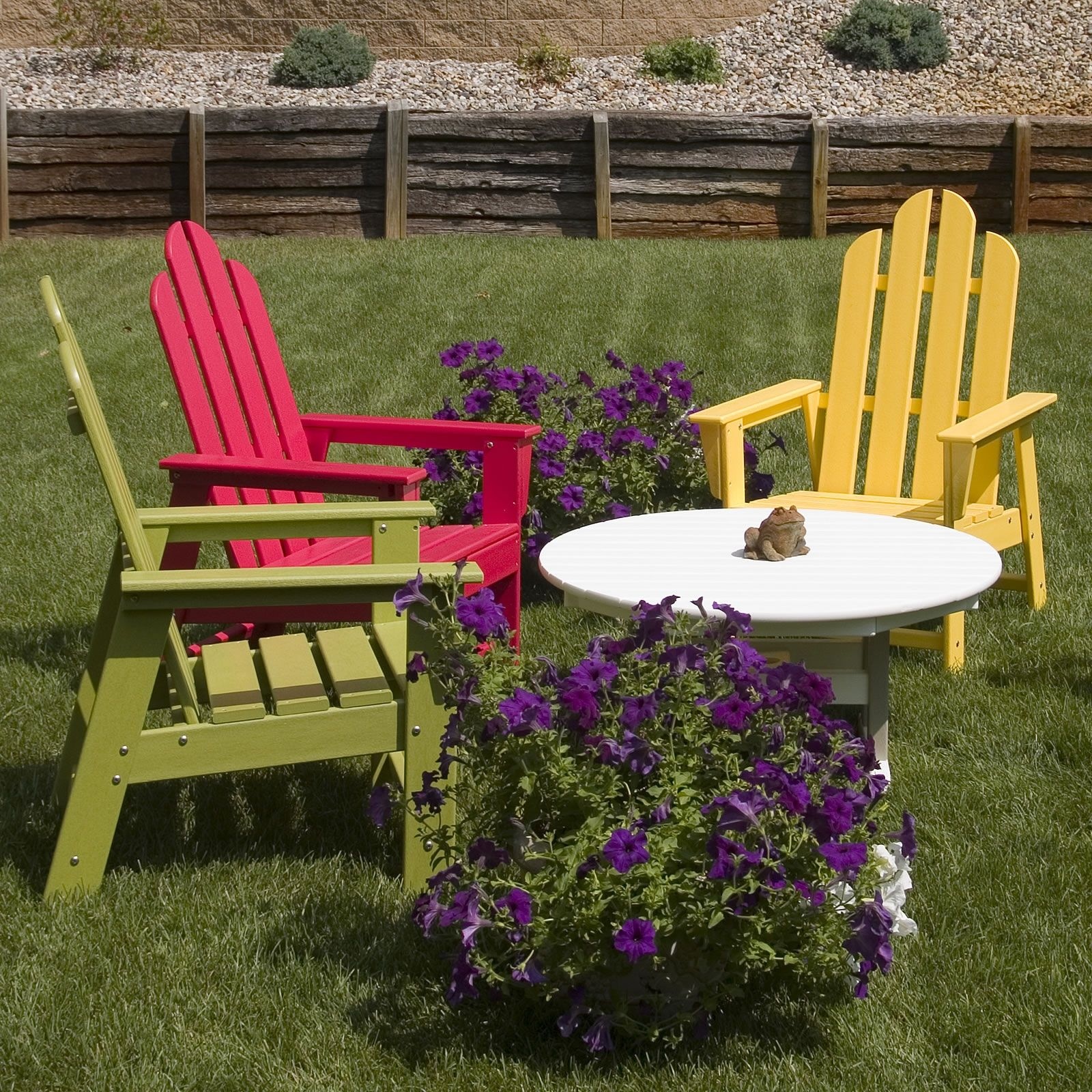 polywood long island dining chair | pinterest | backyard patio