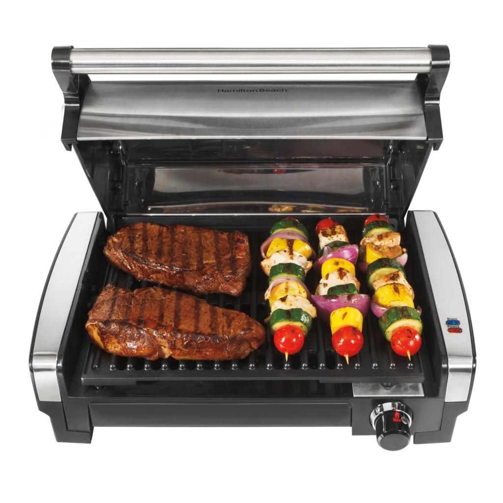 Uncategorized Hamilton Kitchen Appliances amazon com hamilton beach 25360 indoor flavorsearing grill electric contact grills