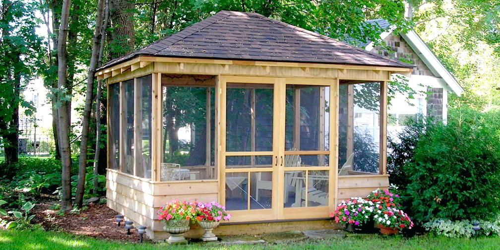 Rectangular Gazebo Kits Rectangular Gazebo In Kits Rectangle
