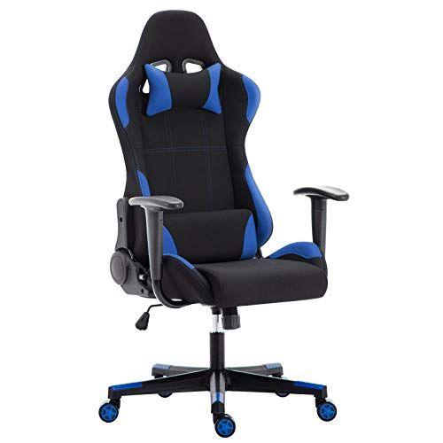 Intimate Wm Heart Chaise De Bureau Gaming En Tissu Fauteuil Racing