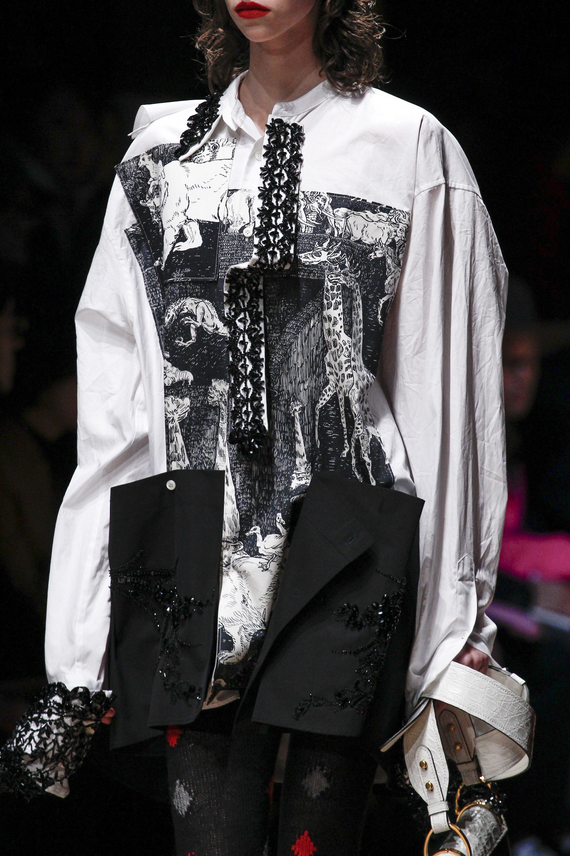 Akira Fashion Show Shay