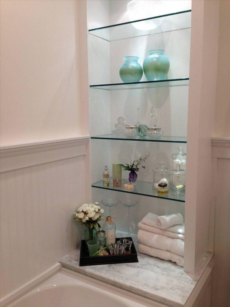 Living Room Glass Shelves Glass Shelves In Bathroom Glass Bathroom Shelves Glass Bathroom