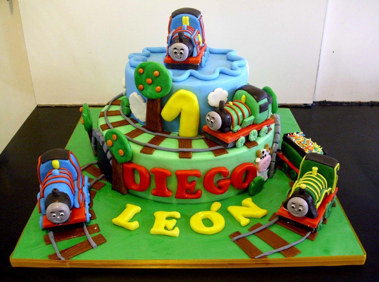 pasteles de cumpleaños para niños de dos años - Buscar con Google