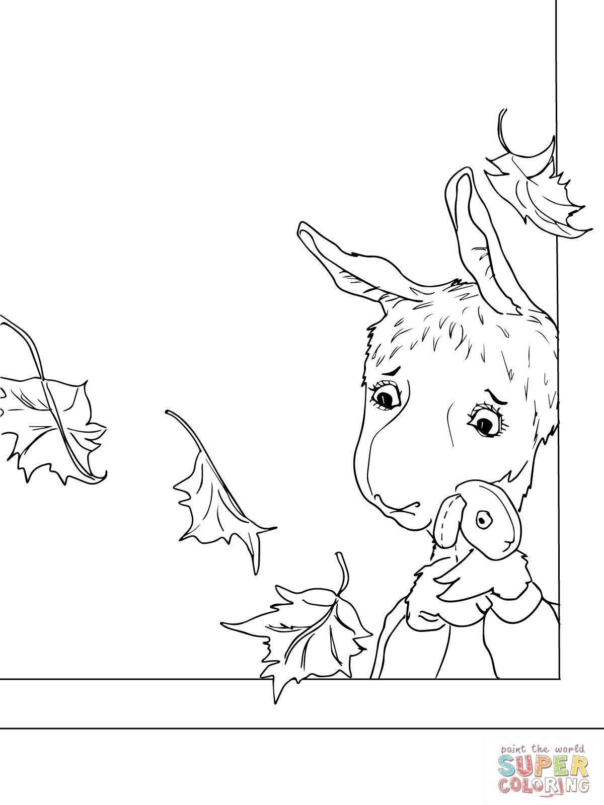 Llama Llama Misses Mama Coloring Page 1 200 1 600