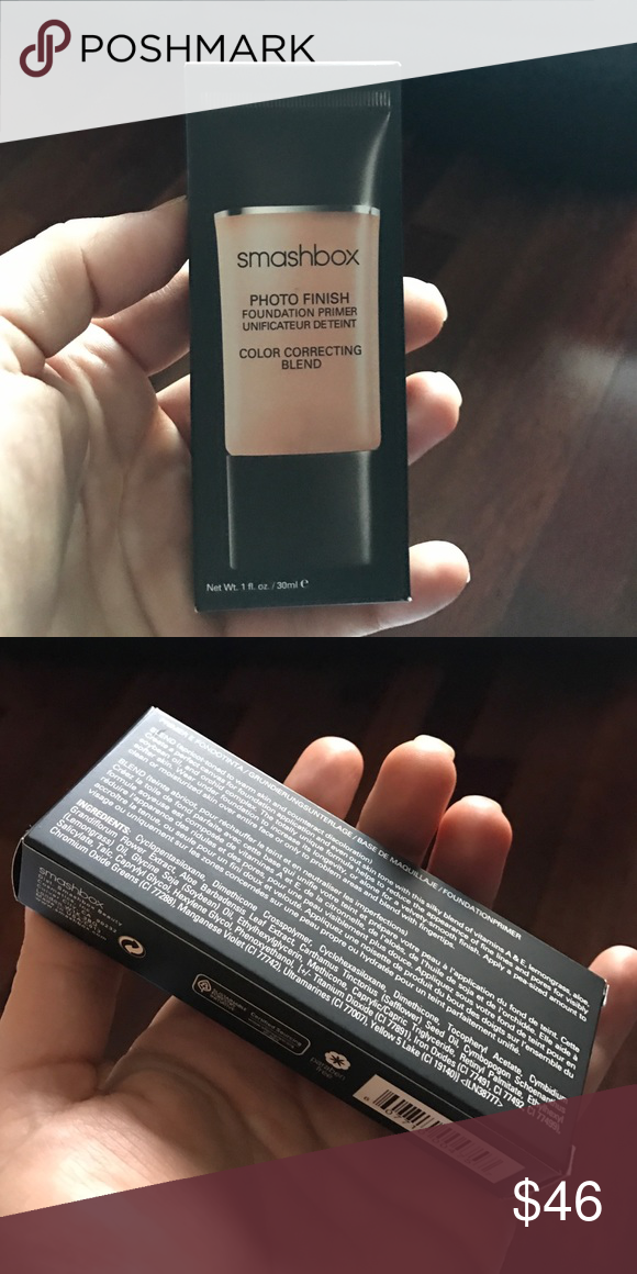 Smashbox Photo Finish Color Correcting Blend Smashbox Photo Finish