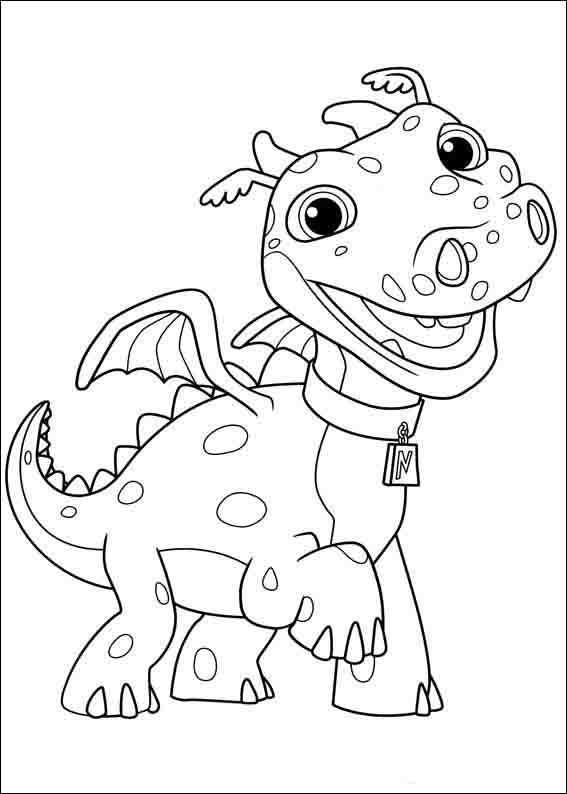 wallykazam coloring pages 14