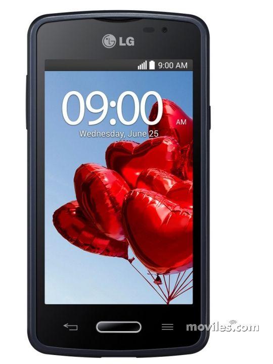 LG L50 (L50 D213N) Compara ahora:  características completas y 3 fotografías. En España el L50 de LG está disponible con 1 operadores: Orange