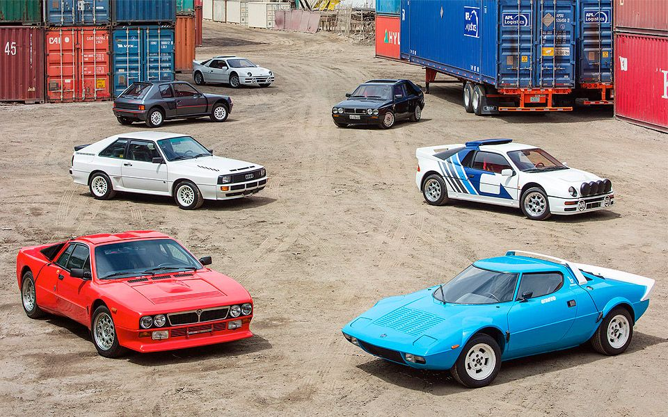 Bonhams Group B Rally Car Collection Bonhams Auction House put up an auction for the serious car en