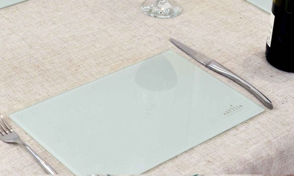 Clear Glass Placemats Clear Glass Glass Good Grips