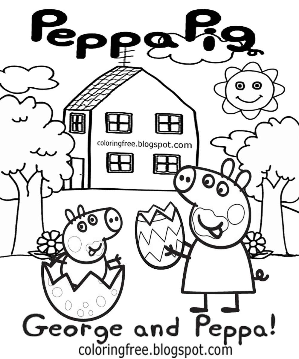 5 Free Math Worksheets Second Grade 2 Fractions Fraction Of Set Printable Actvities For Kids Peppa Pig Coloring Pages Peppa Pig Colouring Coloring Pages