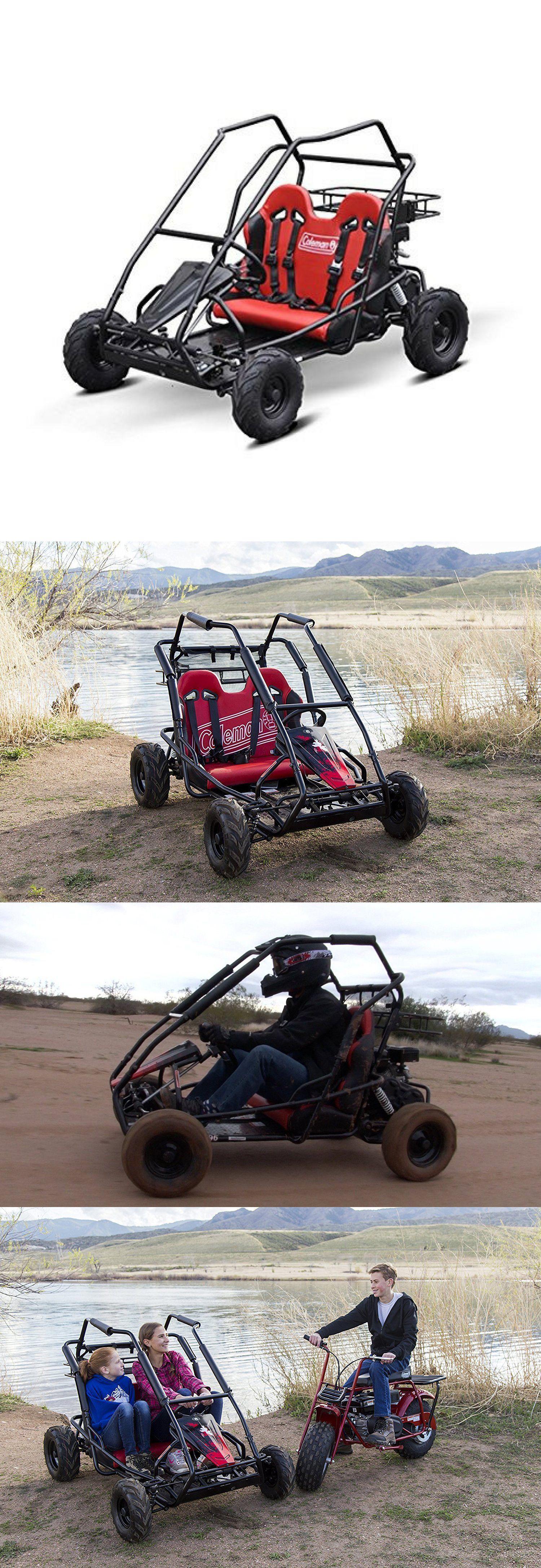 Complete Go-Karts and Frames 64656: Gas Powered Off Road Go Kart ...