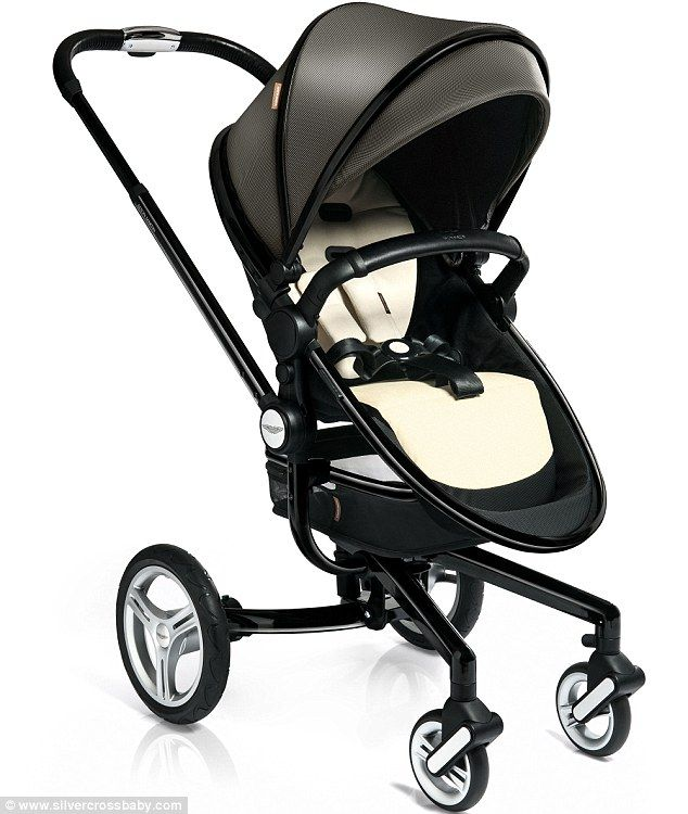 The Silver Cross Surf Aston Martin Edition Pushchair The 007 Buggy Will Set Parents Back A Cool 2 000 Baby Strollers Stroller Baby Travel Accessories