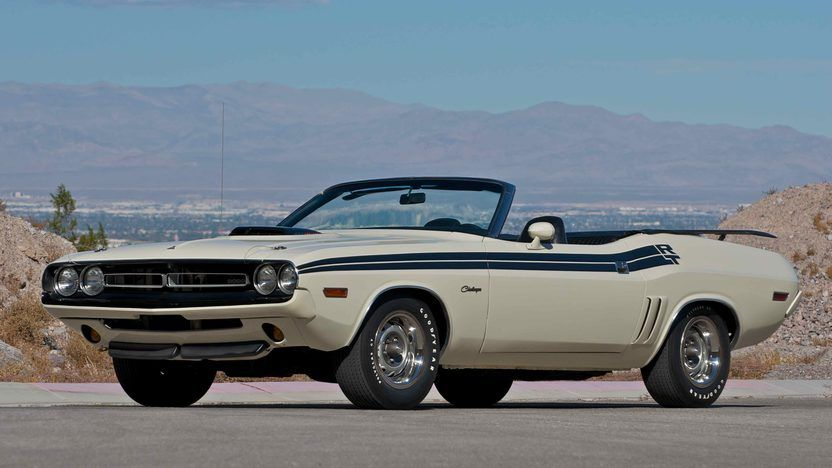 1971 Dodge Challenger Convertible | S98 | Kissimmee 2011 | Mecum Auctions
