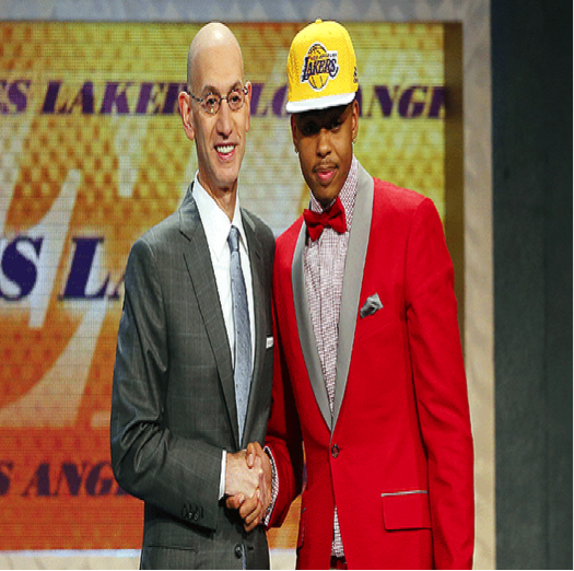D'Angelo Russell has impressed Lakers Brass thus far: Is he the answer for L.A.'s future?
