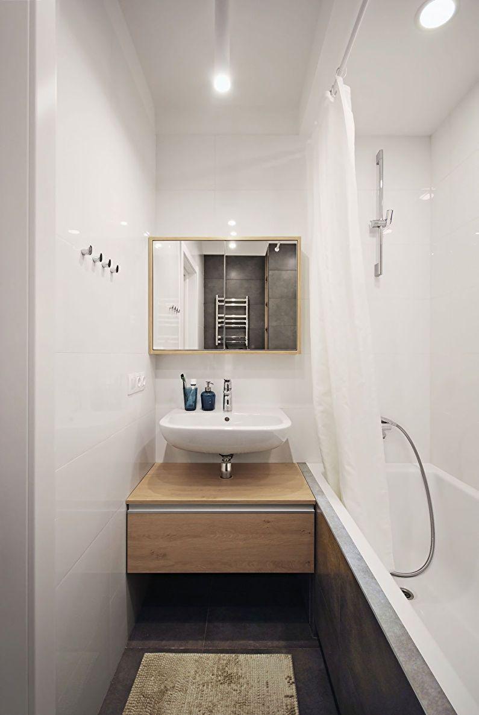 Дизайн ванной комнаты 3 кв.м. (60 фото), маленькая ванная ...