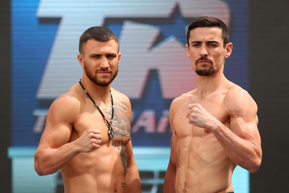 Vasyl Lomachenko Google Search Ufc Fight Night Boxing Online Streaming
