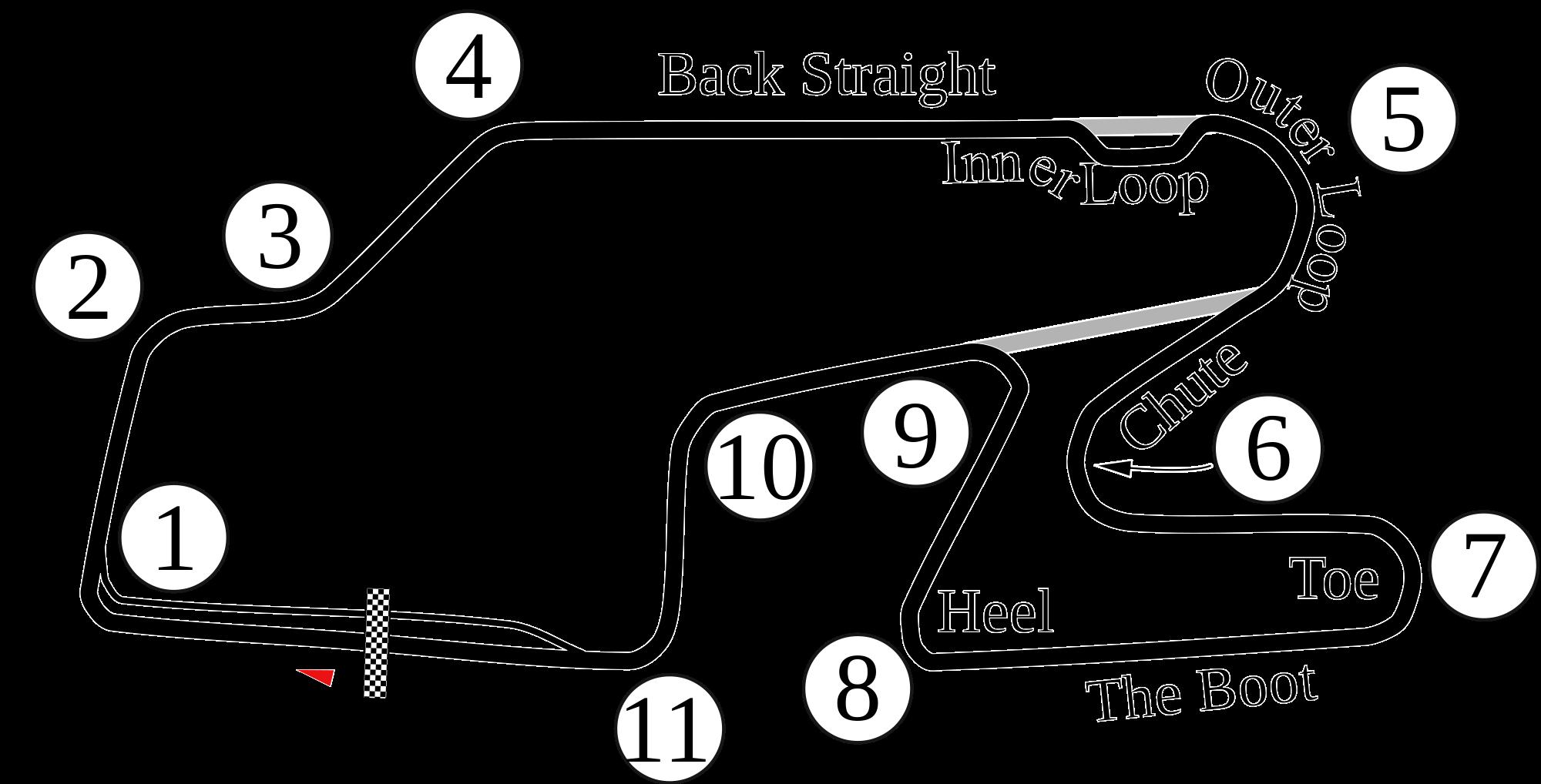 Watkins Glen International Raceway