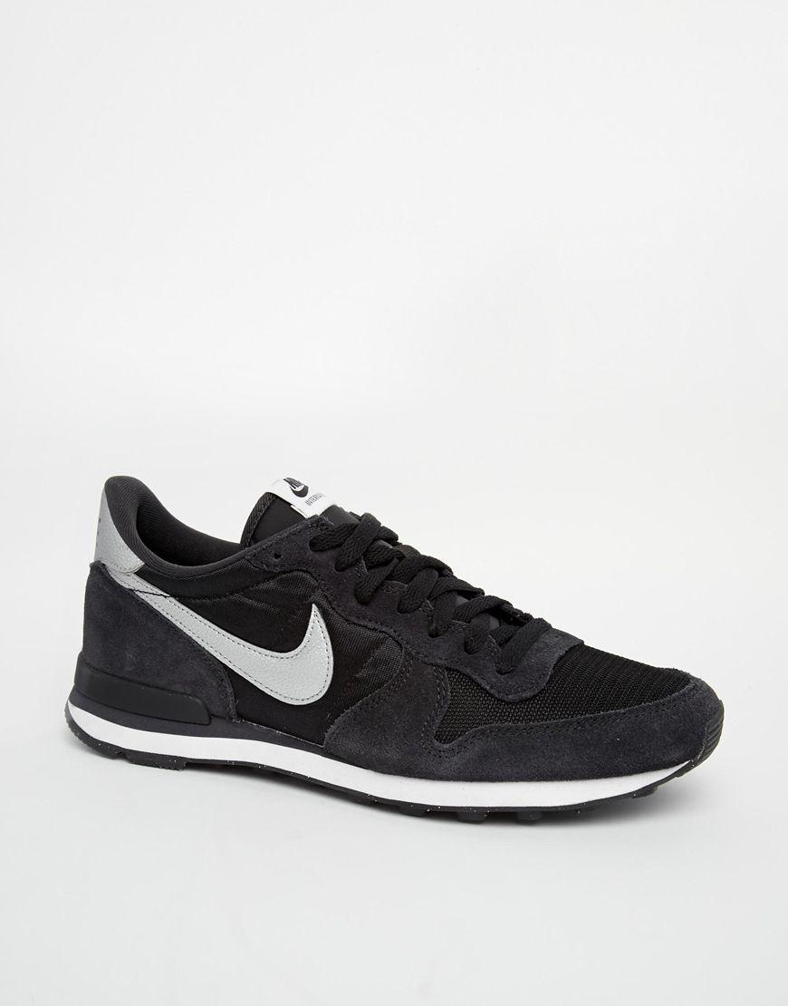 meet 125c4 bf764 Nike Internationalist 631754-090 Sneakers — Sneakers at CrookedTongues.com    All Nike.   Sneakers, Nike, Shoes
