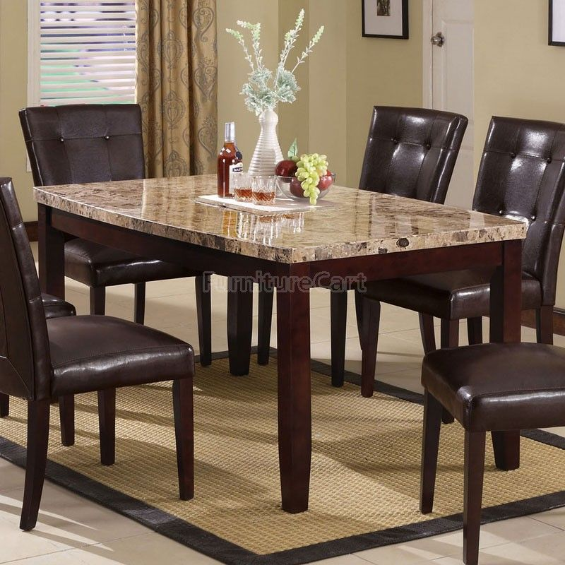 Granada Boat Shape Dining Table Dining Table Marble Dining Room
