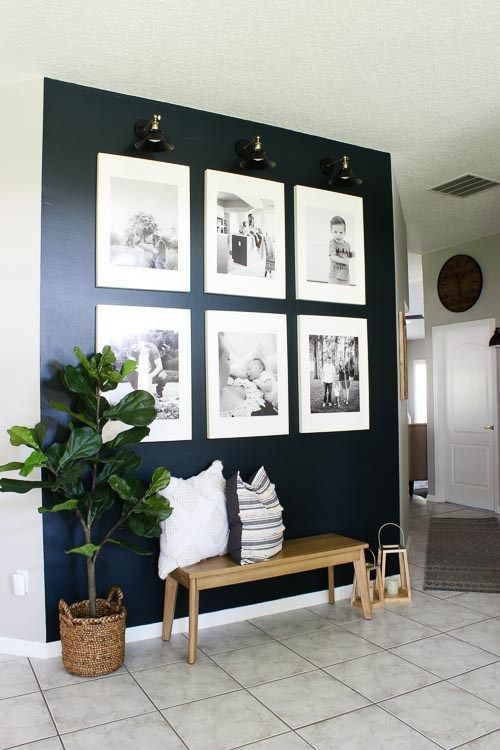 Install Wall Sconces Without Running Electrical | Entryway ... on Dining Room Sconce Idea id=25749