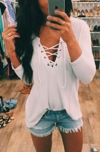#summer #outfits / strappy + denim