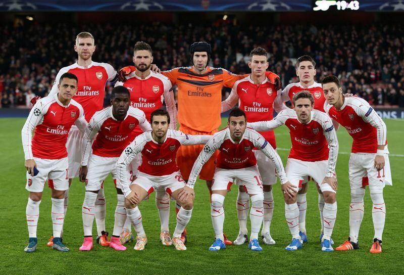 Daftar Pemain Skuad Arsenal Musim 2016 2017 Yang Akan Bermain Di Liga Inggris Arsenal Sunderland Liga Inggris