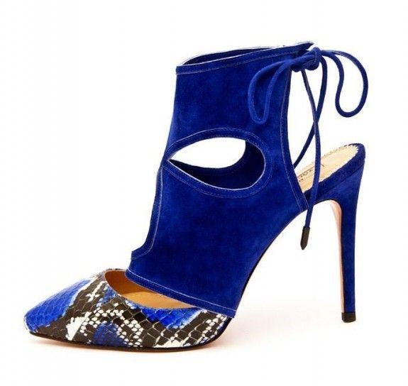 Aquazzura shoes primavera estate 2013 (Foto) | Shoes