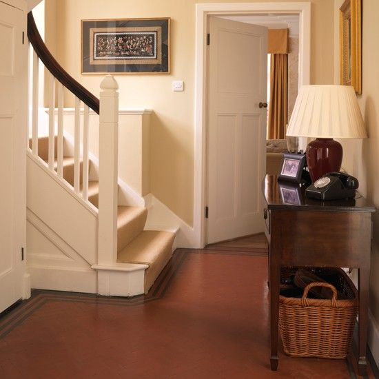 terracotta tiles flooring ideas for hallways - Terra Cotta Tile Home Decoration