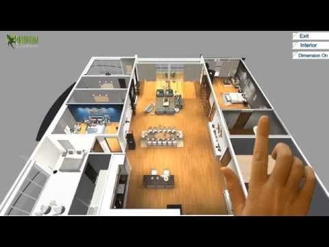 Virtual Reality Floor Plan Design For Touch Screen Vr Glasses Google Cardboard Experience Floor Plan Design Plan Design Floor Plans