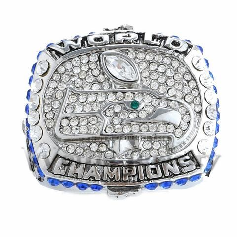 2017 Seattle Seahawks Replica Super Bowl Rings Championship Ring For Men Fashion Customed Sport Jewelry J01954