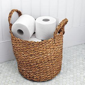 Toilet Paper Holder Organizer