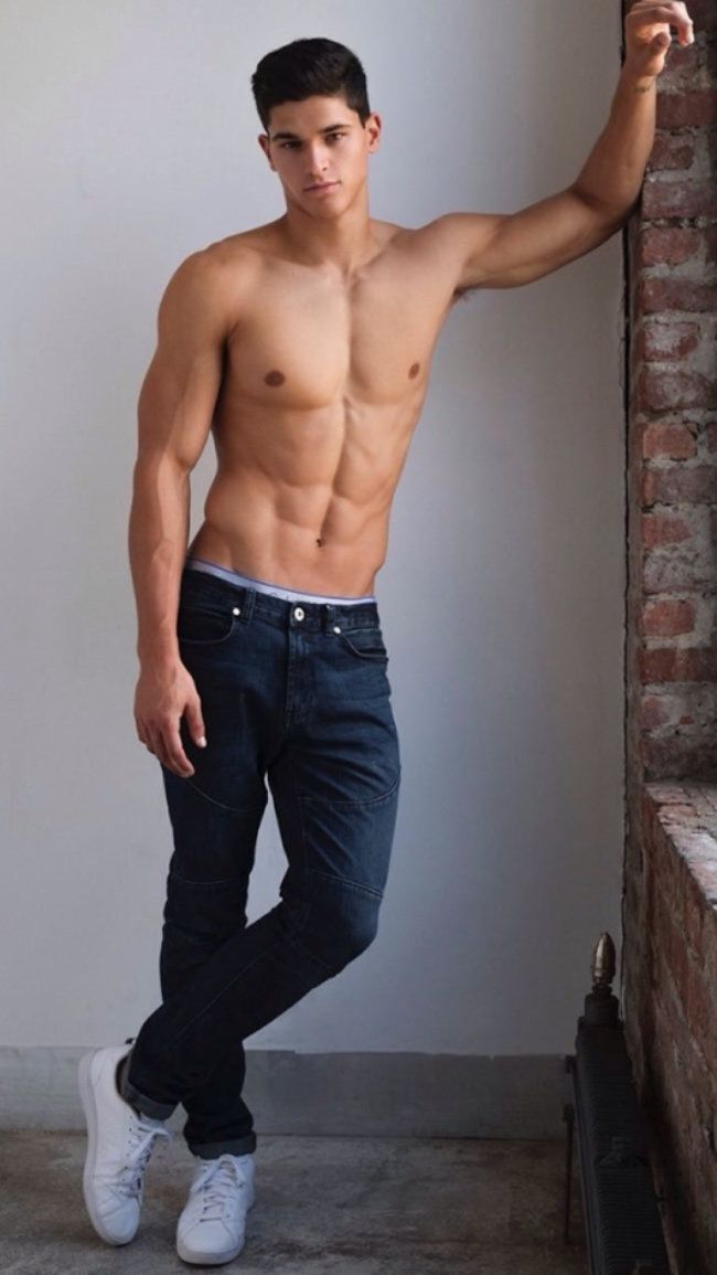 how to make male jeans