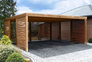 The Perfect Combination Of Strength And Flexibility, The Flat Roof Pergola  Can Be Used As A Standalone Unit Or Attached To Other Extensions And  Products.