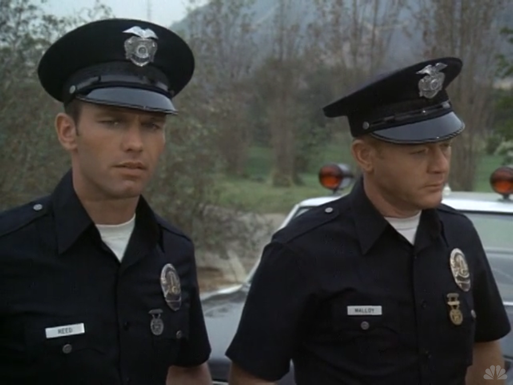 Partners Adam 12 Police Dramas Picture Collection