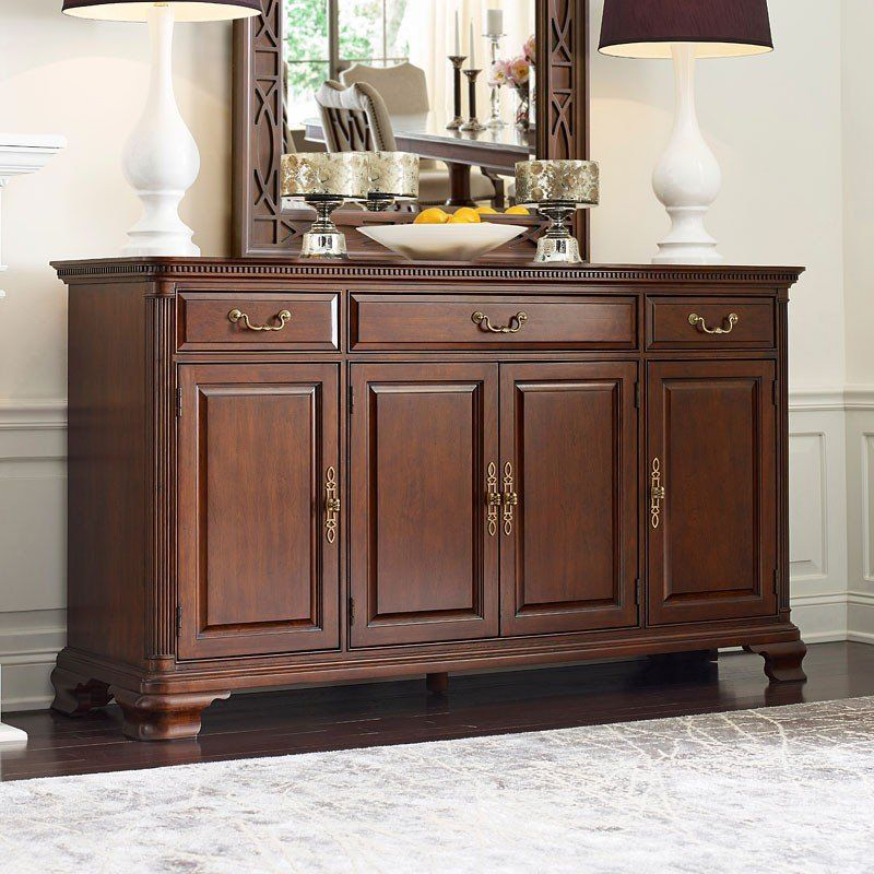 Hadleigh Buffet Kincaid Furniture In Buffets Sideboards And Servers Like The Classic Tuxedo